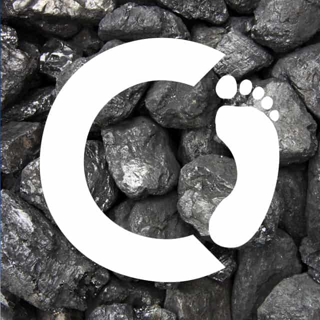 Carbon off-set logo - copyright Treelover
